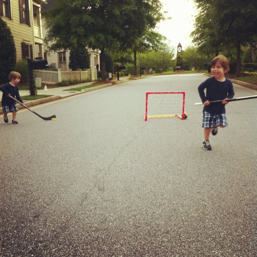 Morehockey