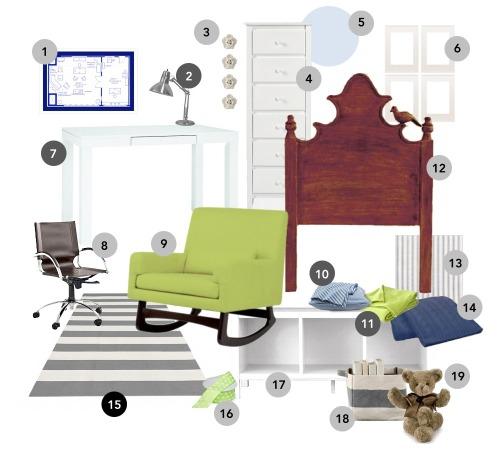 Guestroomideaboard