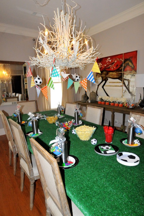 Soccerpartytable