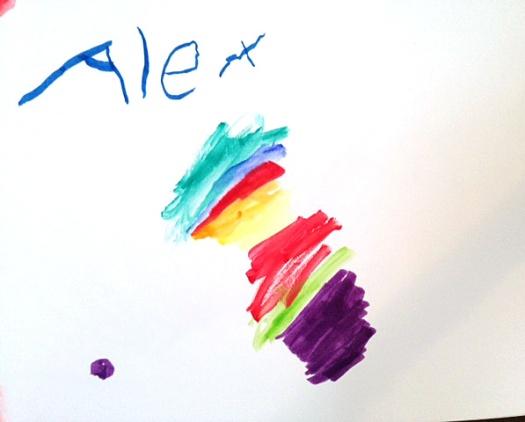 alexRainbow